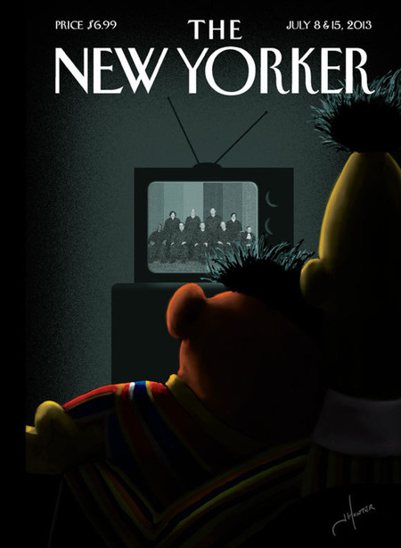 O New Yorker Facebook
