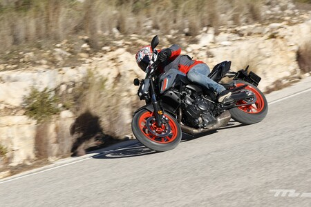 Yamaha Mt 07 2021 Prueba 055