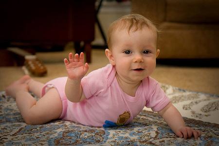 Calendario del beb seis meses - Bebe de 6 meses ...