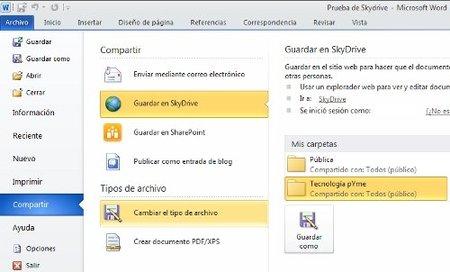 Microsoft se sube a la nube con MS Office 2010