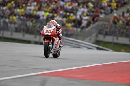 Takaaki Nakagami celebra a lo grande su salto a MotoGP consiguiendo la victoria de Moto2 en Silverstone