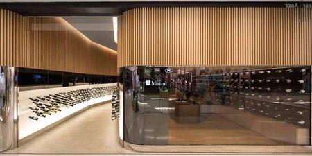 Mistral, tienda enológica del futuro en Sao Paulo