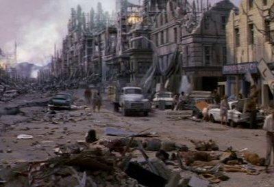 Añorando estrenos: 'Terremoto' de Mark Robson