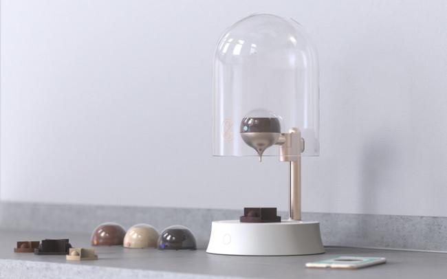 Xoco, la impresora 3D para chocolate que todos queremos en casa