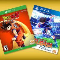 'Dragon Ball Z: Kakarot' para Xbox en su precio más bajo histórico y 'Captain Tsubasa' para PS4 de oferta en Amazon México