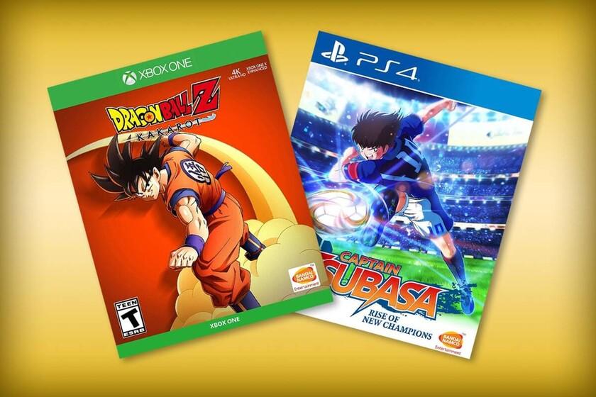 'Dragon Ball Z: Kakarot' para Xbox en su precio más bajo histórico y 'Captain Tsubasa' para PS4 de oferta en Amazon...