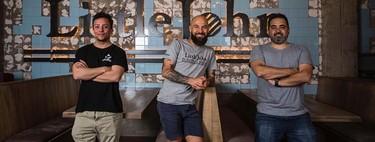 De sumiller en un tres estrellas Michelin a abrir una hamburguesería en Rota (en la que maridar fast food y champán)