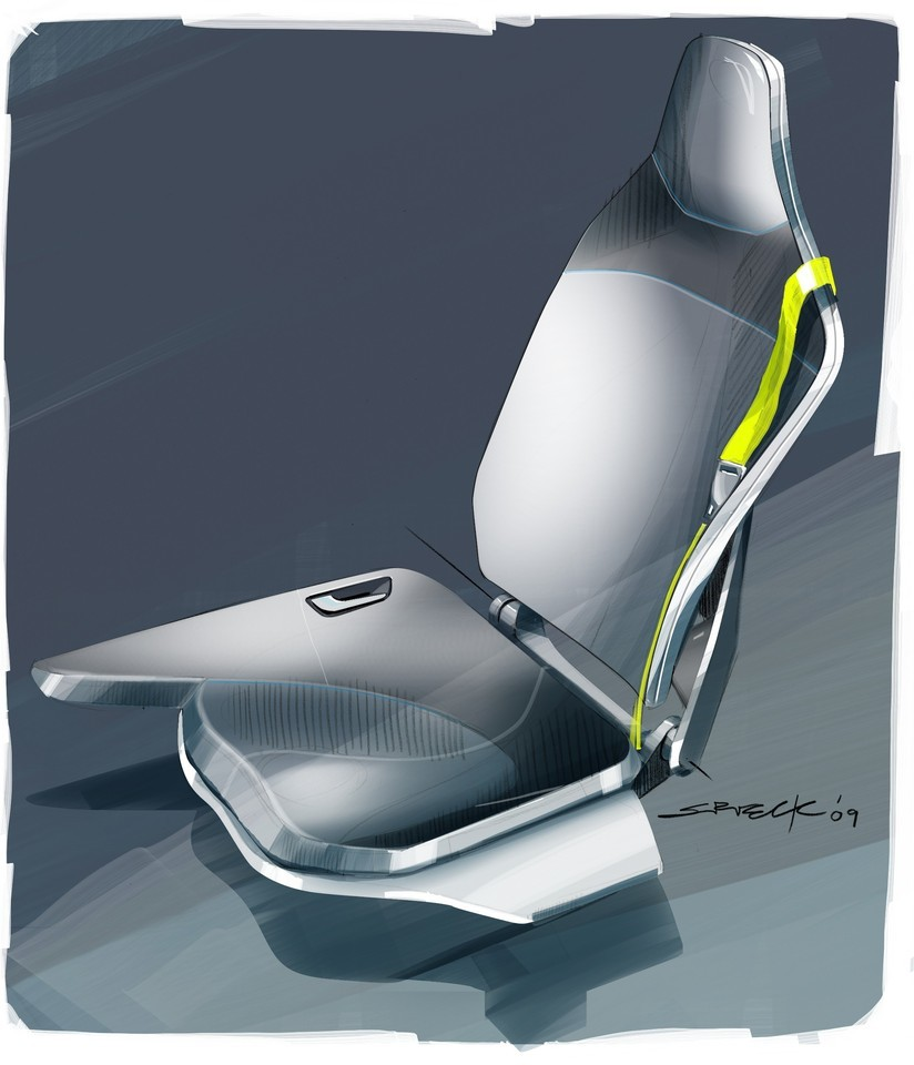 Foto de BMW Vision EfficientDynamics 2009 (16/92)