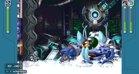 Mega Man X Legacy Collection 08