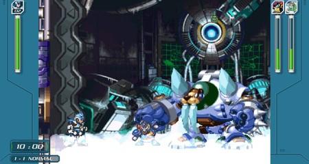 Mega Man X Legacy Collection 08