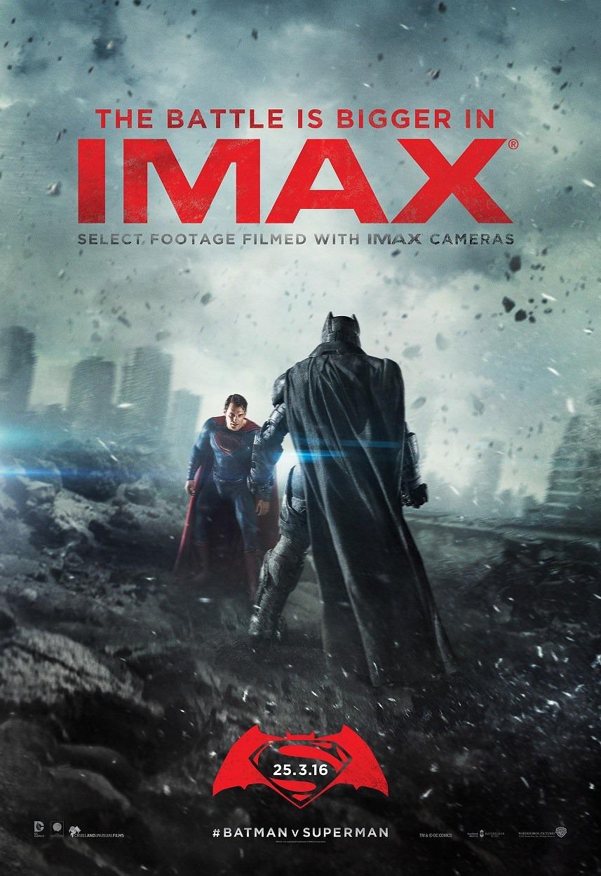 Foto de 'Batman v Superman: El amanecer de la justicia', carteles (12/14)