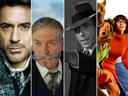 Mucho más que Holmes: los 13 mejores detectives de la Historia del Cine