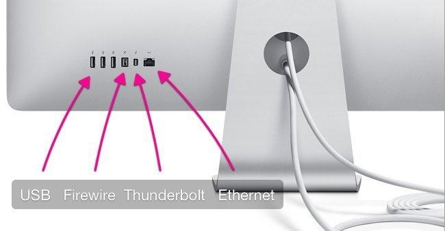Apple Thunderbolt Display, el docking station para portátiles del que ya hablamos
