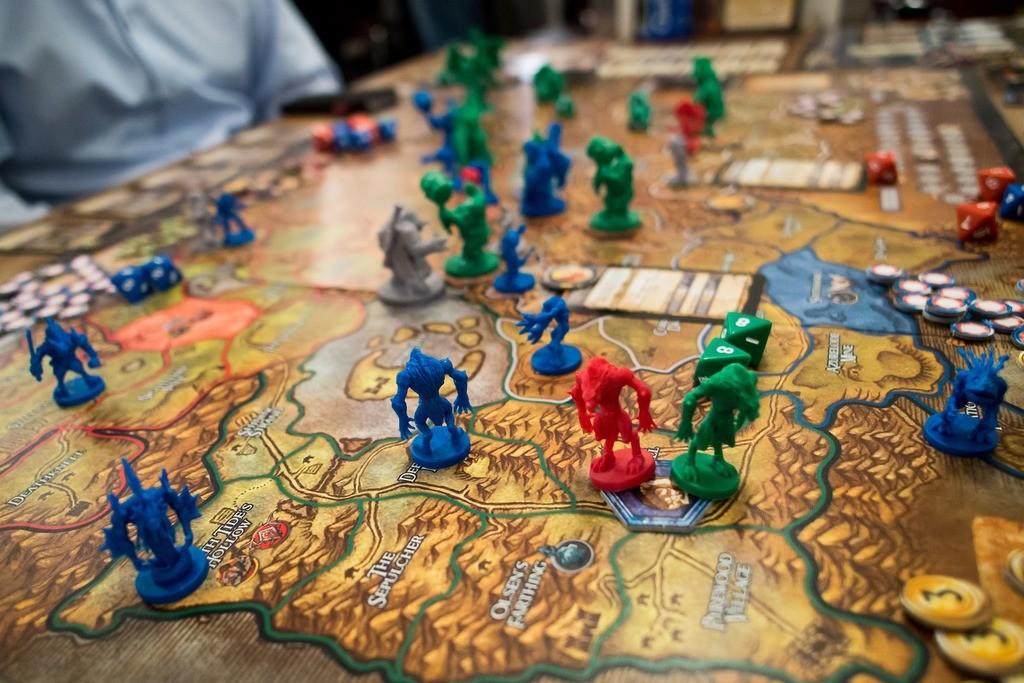 10 juegos de mesa basados en videojuegos que no conocias - Juego de rol de mesa ...