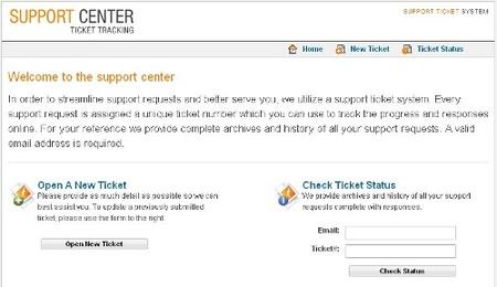 Generar ticket osTicket