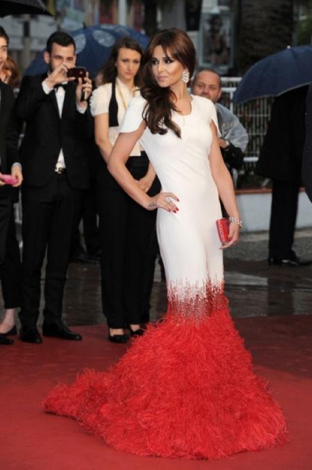 Cheryl Cole Cannes 2012 Dia 5