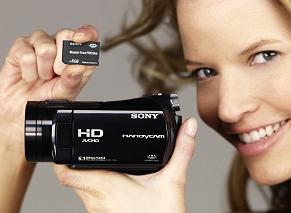 Sony HDR-CX6 ya en España