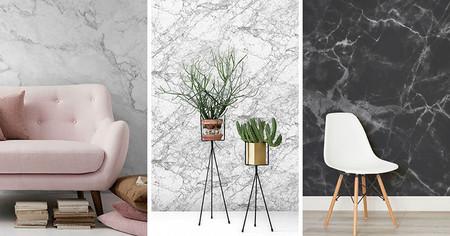 Mármol de Carrara: Once ideas para inspirarte en espacios orgánicos o simulados