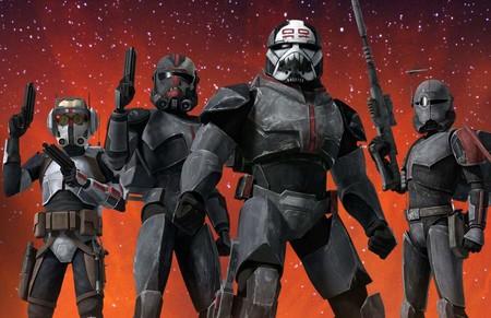 'Star Wars: The Bad Batch' será el nombre de la nueva serie animada y original de Lucasfilm en exclusiva para Disney+