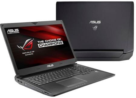 ASUS RoG G750, su nuevo portátil para jugar