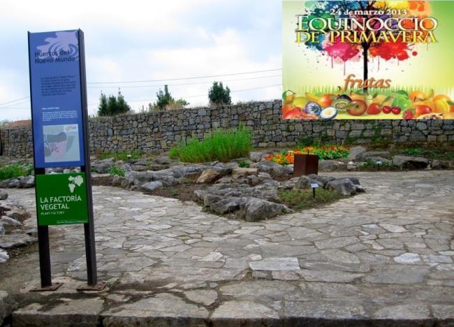 Botánico de Gijón en Primavera