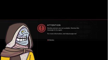 Este jueves habrá mantenimiento en Destiny y será de varias horas