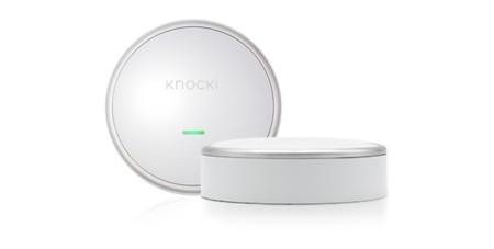 Knocki es el gadget que puede hacer inteligente cualquier superficie