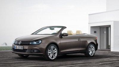 """Volkswagen EOS, """"completo"""" restyle exterior para el 2011"""