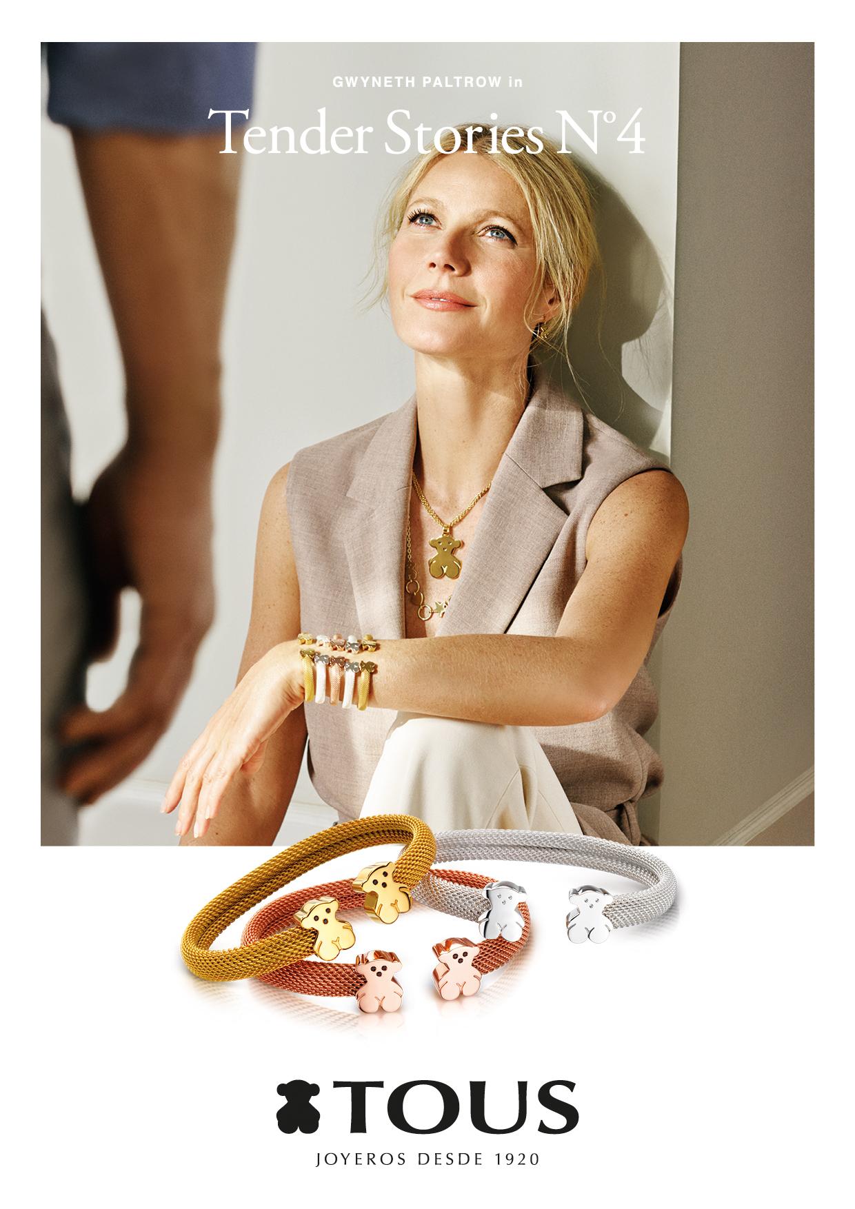 Foto de Ya están aquí las primeras imágenes de Gwyneth Paltrow como flamante imagen de Tous (7/9)