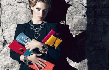 Mi tesoro, mío, sólo mío. Campaña Resort 2012 de Prada