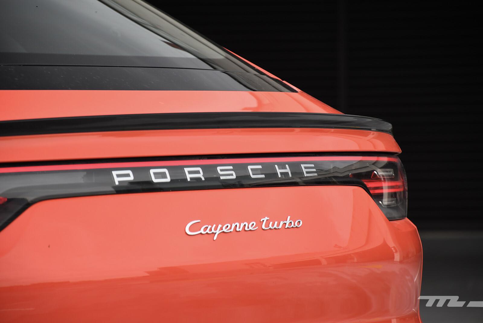 Foto de Porsche Cayenne Turbo Coupé (prueba) (9/28)