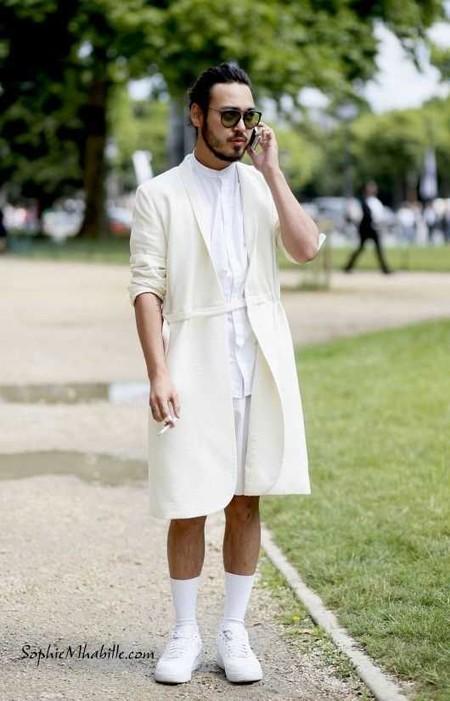 El Mejor Street Style De La Semana Adopta El Blanco Para Recibir La Primavera 02