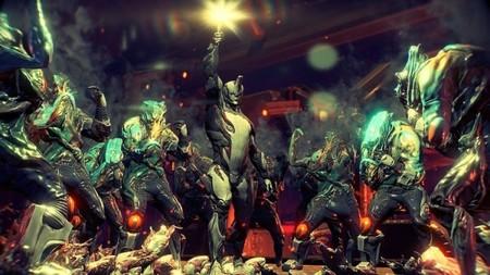 Los ninjas espaciales de 'Warframe' llegarán junto a PS4 en su lanzamiento