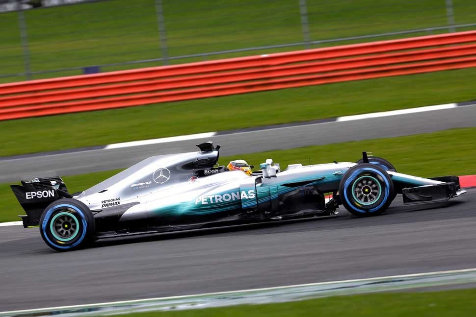 Foto de Mercedes F1 W08 EQ Power+ (1/5)