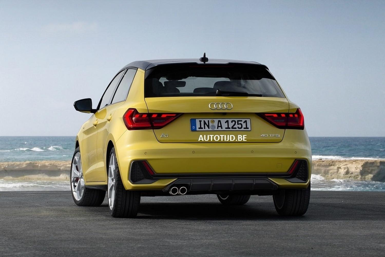 Foto de Audi A1 2019 (filtraciones) (10/15)