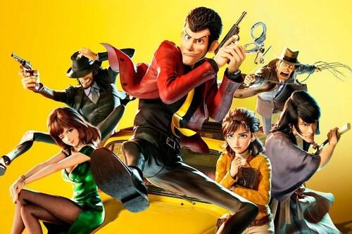 'Lupin III: The First': un fantástico entretenimiento alineado con la aproximación de Miyazaki al personaje