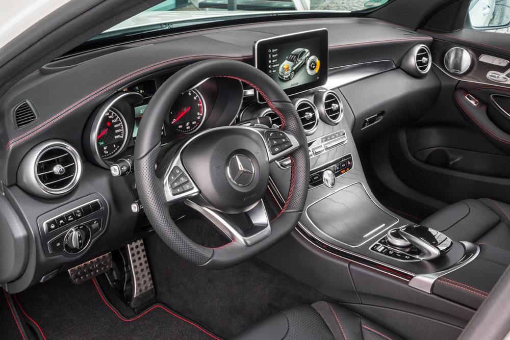 Foto de Mercedes-Benz C450 AMG 4Matic (16/24)
