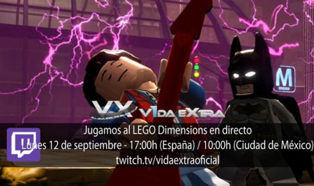 Jugamos en directo a LEGO Dimensions a las 17:00h (las 10:00h en Ciudad de México) (finalizado)
