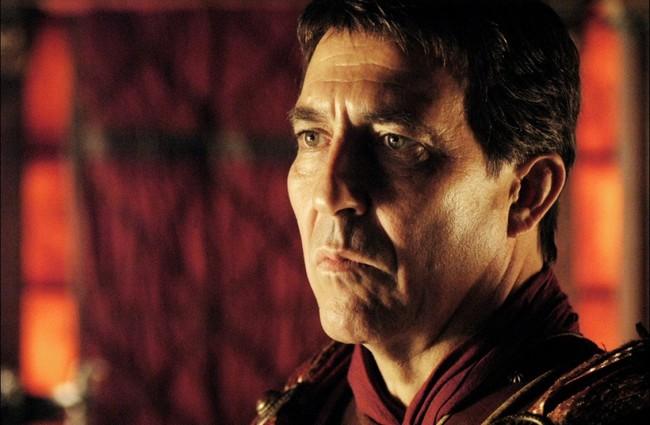 Ciaran Hinds en Roma