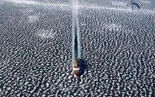 La tierra desde el cielo - © Yann Arthus-Bertrand