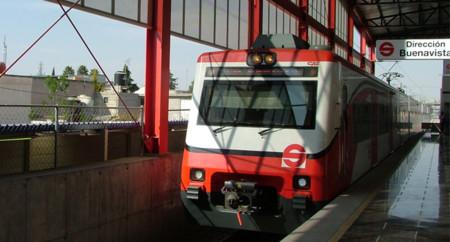 El tren suburbano ahora tiene su propia aplicación