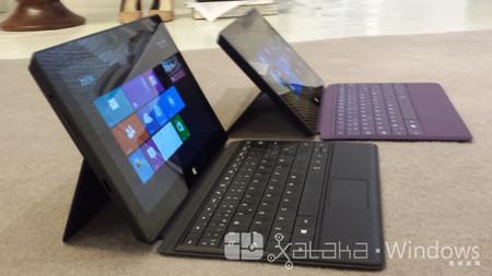 Surface 2 y Pro 2 llegarán el 22 de octubre a España, pero no todos los accesorios