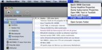 Envía feeds de NetNewsWire a Evernote rápidamente