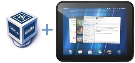 Ejecuta el WebOS de HP en una máquina virtual con VirtualBox
