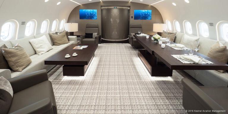 Foto de Kestrel Boeing 787 (7/8)