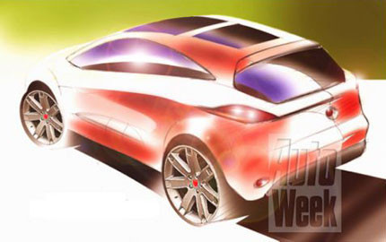 Fiat C X-Over