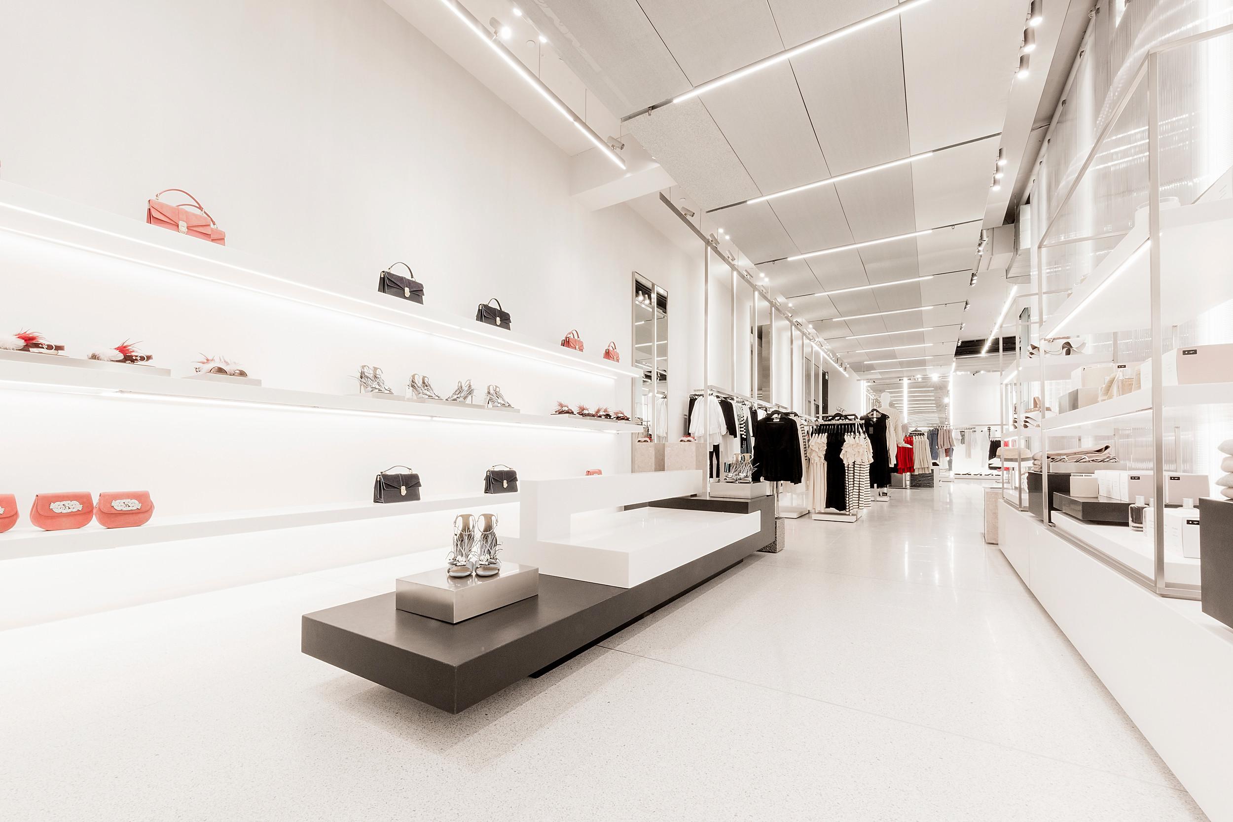 Foto de Imágenes del Zara más grande del mundo (9/17)