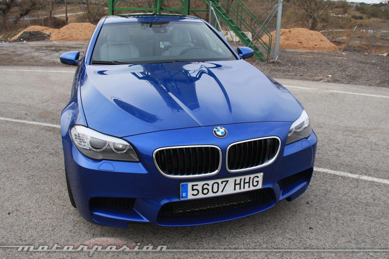 Foto de BMW M5 (Prueba) (58/136)