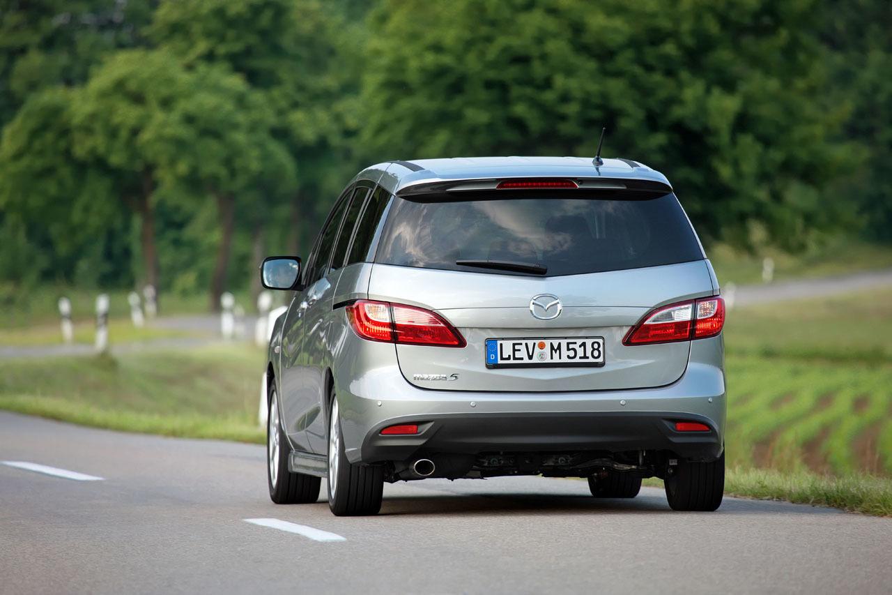 Foto de Mazda5 2010 (26/121)