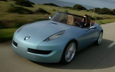El roadster de Renault llegará en 2009